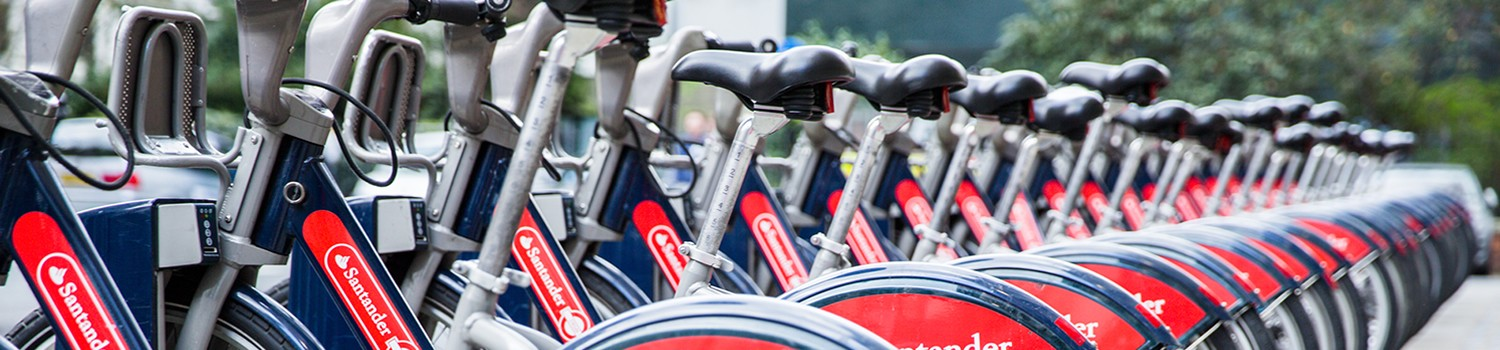 London Boris Bikes | Portland Brown Serviced Apartments