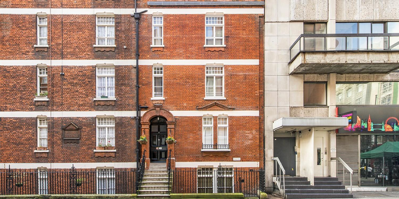 Gilbert Street Exterior Portland Brown Serviced Apartments