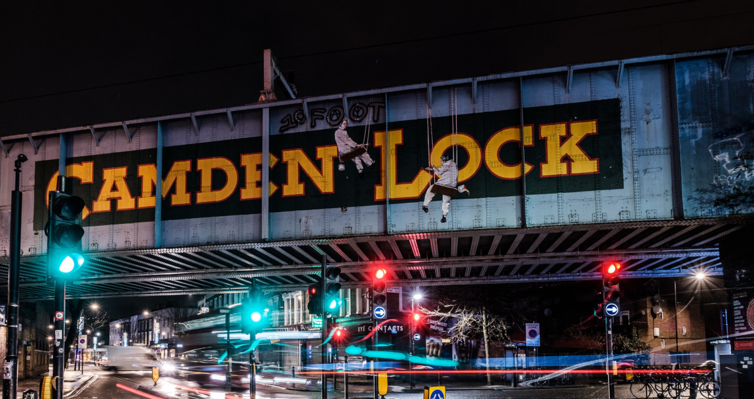 Camden Locks London